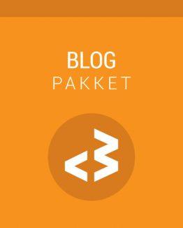 blogpakket